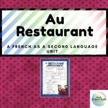 Au Restaurant-French Unit