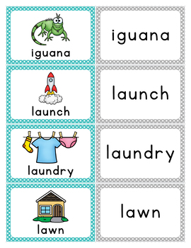 Au and Aw Dipthongs Phonics Games {Literacy Centers}
