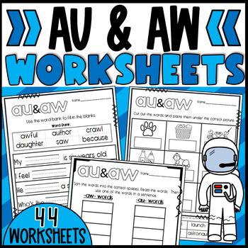 Aw Worksheet Teaching Resources Teachers Pay Teachers
