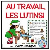 Les lutins - Noël français! - French Christmas ELF application