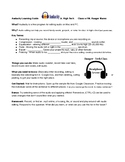 Audacity Recording Software Introductory Guide for Student