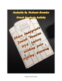 Audacity novel analysis