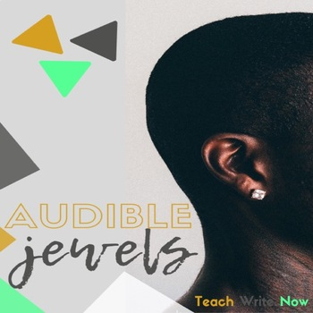 Audible Jewels: Figurative Language Mentor Texts