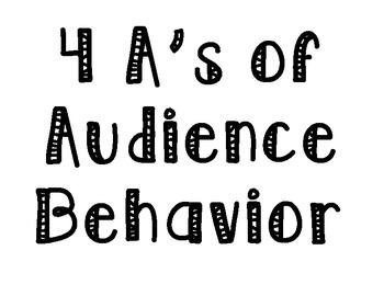 Audience Behavior