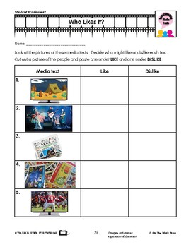 Audience Response Lesson Plan  - Aligned to Common Core