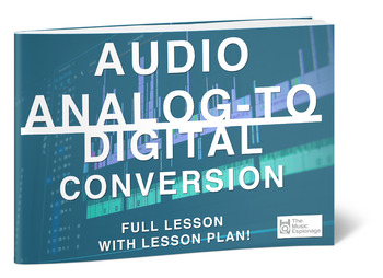 Audio Analog-to-Digital Conversion-FULL LESSON with PLAN