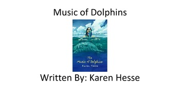 Audio Chapter Book: Music of Dolphins