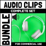 Audio Clips Endless Mega Bundle