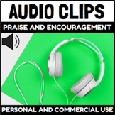 Audio Clips Praise and Encouragement Sound Files for Digit