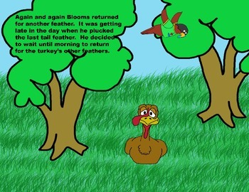 Audio Picture Book PowerPoint FANCY FALCON LOVES FANCY FEATHERS (Caring)