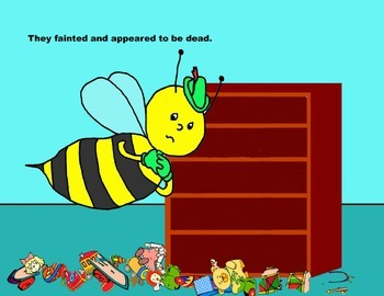 Audio Picture Book PowerPoint YVONNE YELLOWJACKET LOVES TO YODEL(Responsibility)