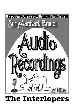 The Interlopers - by Saki - Audio Recording