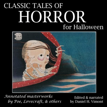 Audiobook: CLASSIC TALES OF HORROR FOR HALLOWEEN