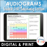 Audiograms: Guided Self-Advocacy (Digital and Print)