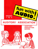 Auditory Association - Learning with sound
