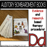 Auditory Awareness Books - D!