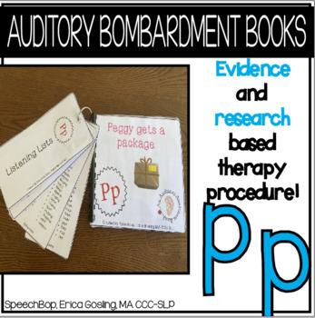 Auditory Awareness Books- P!