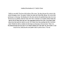 "Auditory Bombardment Story- ""sh"""