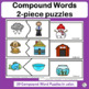 Use Auditory Discrimination to learn Compound Words: 2 pie