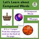 Auditory Discrimination ~ Compound Words – MEGA BUNDLE