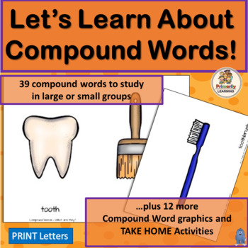 Let's Learn About Compound Words