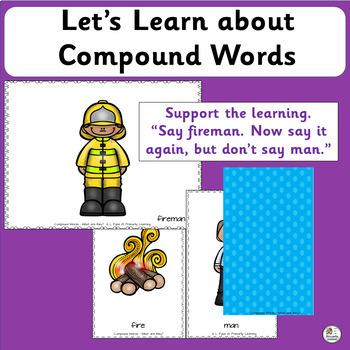 Let's Learn About Compound Words! (SASSOON)