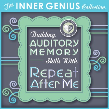 Building Auditory Memory Skills with Repeat After Me