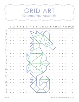 Building Auditory Memory Skills with Grid Art