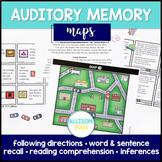 Auditory Memory Multi-Leveled Activities