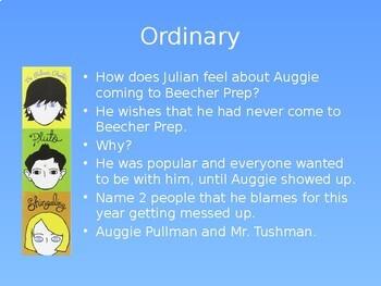 Auggie & Me PowerPoint
