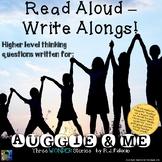 Auggie & Me Read Aloud Write Along