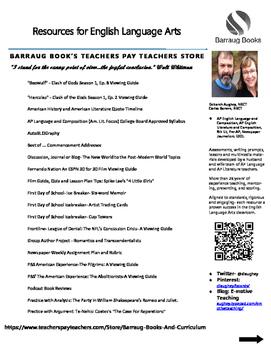 Barraug Books Product Catalog