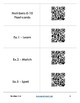 Augmented Flashcards - Numbers 0-10