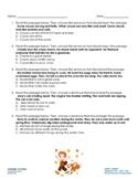 Augmented Reality 1st Grade English - Introducing and Closing Topics