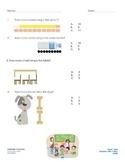Augmented Reality 1st Grade Math - Length