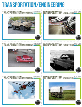 Augmented Reality 3-Dimensional Transportation Engineering Images