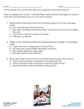 Augmented Reality 3rd Grade English - Introducing and Clos
