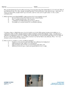 Augmented Reality 5th Grade English - Introducing and Closing Topics