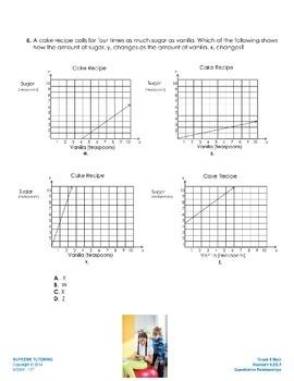 Augmented Reality 6th Grade Math - Quantitative Relationships
