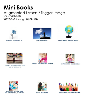 Augmented Reality 7th Grade English - Subject Verb Agreement