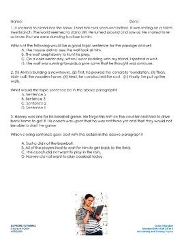 Augmented Reality 8th Grade English - Introducing and Closing Topics