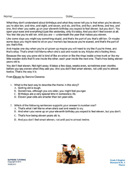 Augmented Reality 8th Grade English - Objective Summary