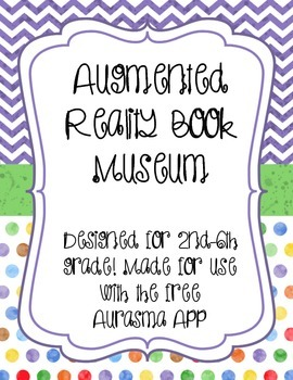 Augmented Reality Book Museum: Where Books Come to Life with Technology!
