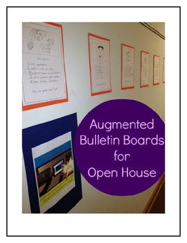Augmented Reality Bulletin Board