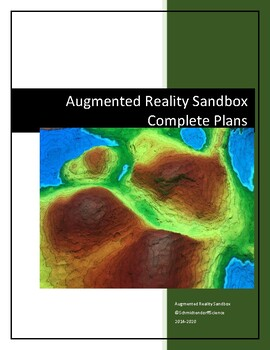 Augmented Reality Sandbox Complete Build Sheet