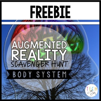 Augmented Reality: The Human Body Systems