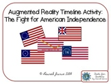 Augmented Reality Timeline Activity: The Fight for American Independence