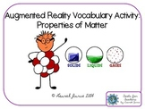 Augmented Reality Vocabulary Activity: The Properties of Matter