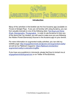 Augmented Reality for Education Resources