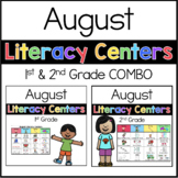 August 1st 2nd COMBO Literacy Centers